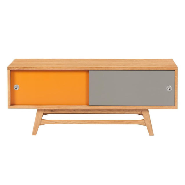 Lucus TV Entertainment Cabinet Orange - Cabinet 6ixty 6TVSOG