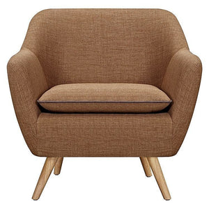 Luxe Armchair Tobacco - Armchair 6ixty LUXATB