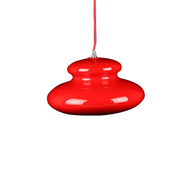 Maia Pendant Light - Red - Pendant Light She Lights 6321R