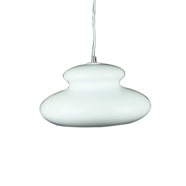 Maia Pendant Light - White - Pendant Light She Lights 6321W