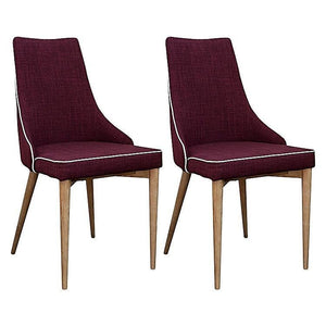 Martini Dining Chair (Set of 2) - Chair 6ixty MCP