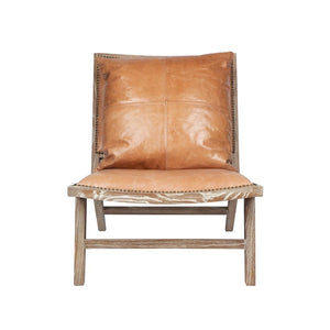 Messina Chair - Brown - Occasional Chairs Cafe Lighting & Living 31661