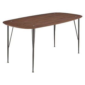 Oscar Dining Table Walnut - Large - Dining Table 6ixty 62TLWB