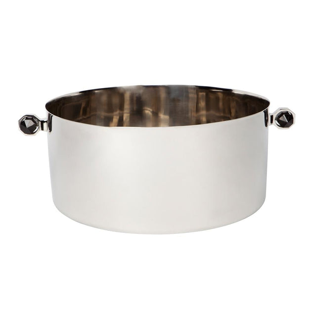 Paxton Champagne Bucket - Silver - Bowls & Buckets Cafe Lighting & Living 52255
