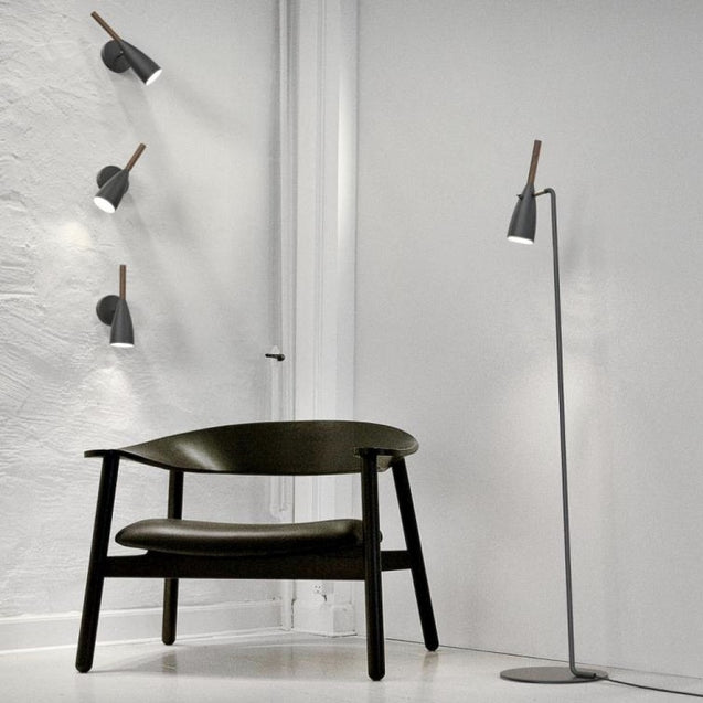 Pure Grey Floor Lamp - Floor Lamp Special Lights 6N78294011
