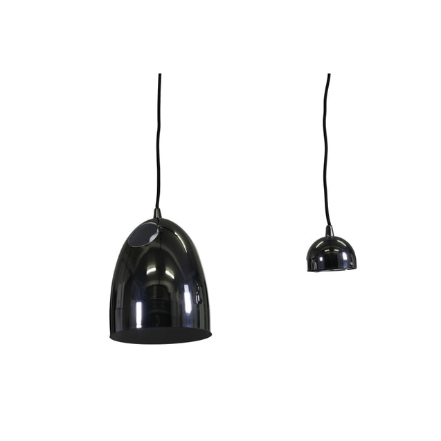 Rylka - Chrome - Pendant Light She Lights 200C