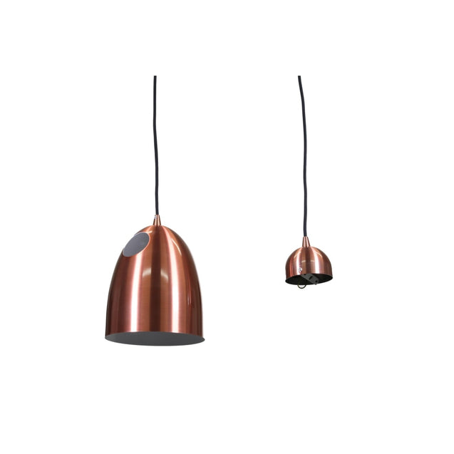 Rylka - Copper - Pendant Light She Lights 200COP