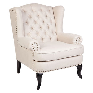 Sheffield Armchair Natural - Armchair CAFE Lighting & Living 30789