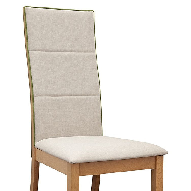 Society Oak Dining Chair (Set of 2) - Dining Chair 6ixty SCGO