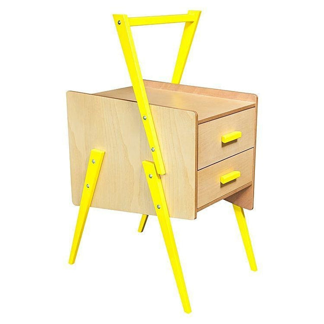 Swing Table - Yellow - Swing Table 6ixty STY