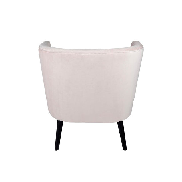Talia Armchair - Blush - Occasional Chairs Cafe Lighting & Living 31906