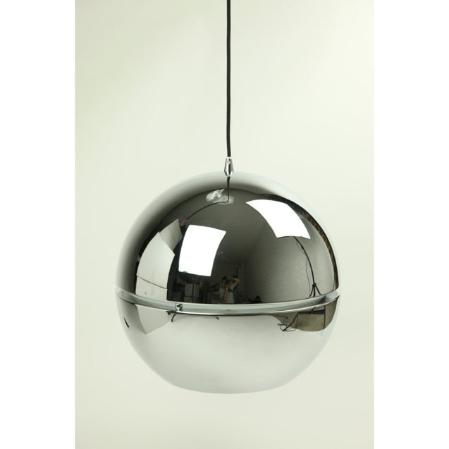 Vibeke Pendant Light - Chrome - Pendant Light She Lights 200CH