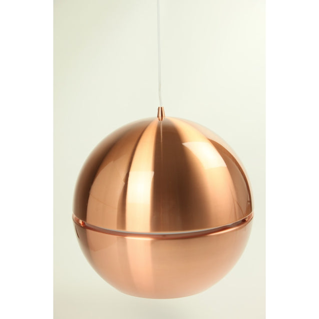 Vibeke Pendant Light - Copper - Pendant Light She Lights 200CO
