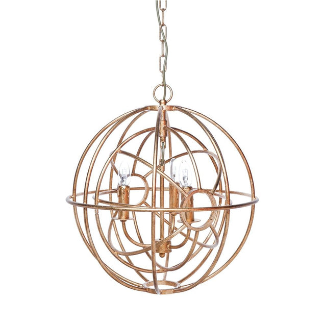 Wellington Pendant - Small - Pendants Cafe Lighting & Living 20587