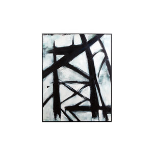 White Dream Wall Art - Dream - Oil Cafe Lighting & Living 51696