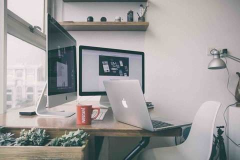 Tips on creating an office youll actually do work in