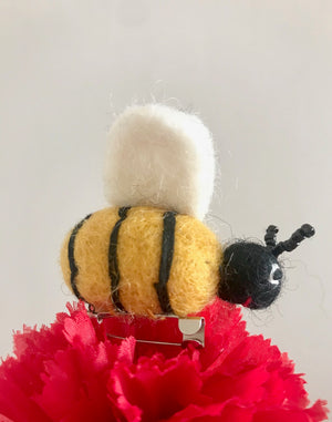 Honey Bee Brooch