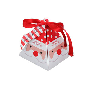 Little Santa Gift Box (Set of 3)