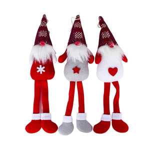 Little Gnomes Ornaments (Set of 3)