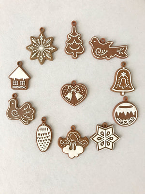 Christmas Ornaments (Set of 11)