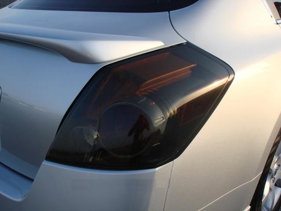 2007-2012 PRECUT SMOKE TINT COVER SMOKED OVERLAYS FOR ALTIMA SEDAN TAIL LIGHT