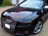 2008-2011 AUDI A5 S5 COUPE HEADLIGHT PRECUT TINT OVERLAYS