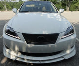 2006-2013 LEXUS IS HEADLIGHT PRECUT TINT OVERLAYS