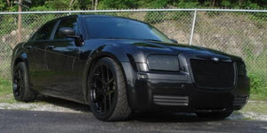 2005-2010 CHRYSLER 300 HEADLIGHT PRECUT TINT OVERLAYS