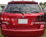 2009-2014 DODGE JOURNEY TAIL LIGHT PRECUT TINT OVERLAYS