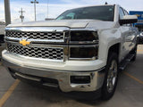 2014-2015 CHEVY SILVERADO HEADLIGHT PRECUT TINT OVERLAYS
