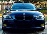 2007-2013 BMW 3 SERIES COUPE FOG LIGHT PRECUT TINT OVERLAYS
