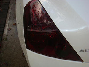2008-2013 NISSAN ALTIMA COUPE TAIL LIGHT PRECUT TINT OVERLAYS