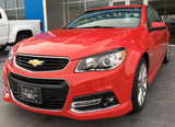2014-2016 Chevy SS SEDAN HEADLIGHT EYELID PRECUT TINT OVERLAYS