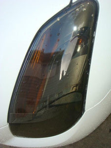 2008-2009 NISSAN ALTIMA COUPE HEADLIGHT PRECUT TINT OVERLAYS