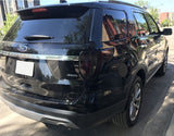 2016-2018 FORD EXPLORER TAIL LIGHT PRECUT TINT OVERLAYS
