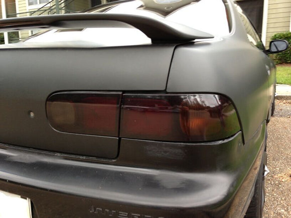 1994-2001 ACURA INTEGRA SEDAN TAIL LIGHT PRECUT TINT OVERLAYS