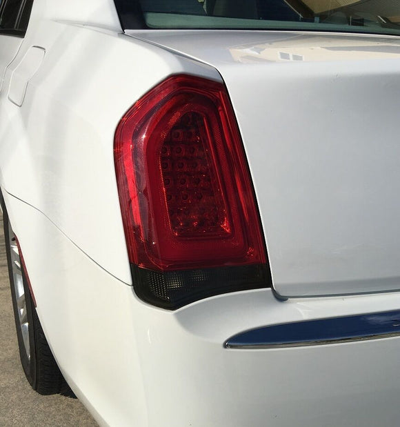 2015-2017 Chrysler 300/300C REVERSE LIGHT PRECUT TINT OVERLAYS