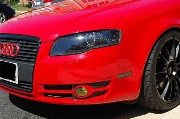 2006-2008 AUDI A4/S4/RS4 FOG LIGHT PRECUT TINT OVERLAYS