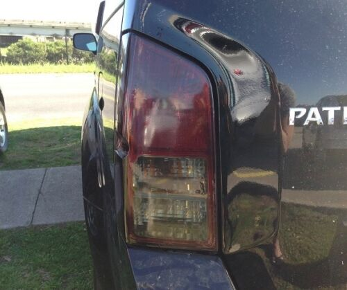 2005-2012 NISSAN PATHFINDER TAIL LIGHT PRECUT TINT OVERLAYS