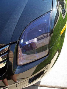 2005-2009 FORD FUSION HEADLIGHT PRECUT TINT OVERLAYS