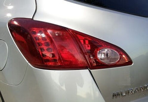 2009-2010 NISSAN MURANO TAIL LIGHT SIGNAL PRECUT TINT OVERLAYS
