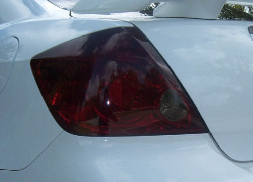 2005-2010 SCION tC TAIL LIGHT & 3RD BRAKE LIGHT PRECUT TINT OVERLAYS
