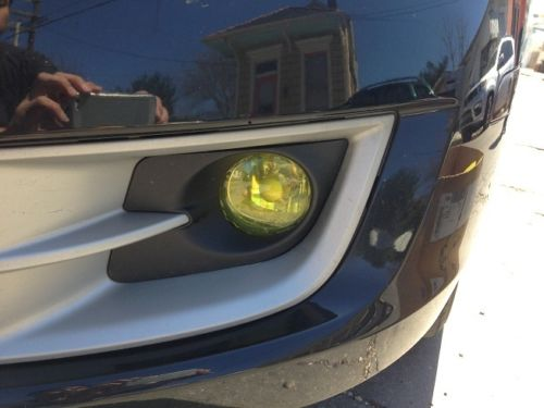 2011-2013 MAZDA 6 FOG LIGHT JDM PRECUT TINT OVERLAYS