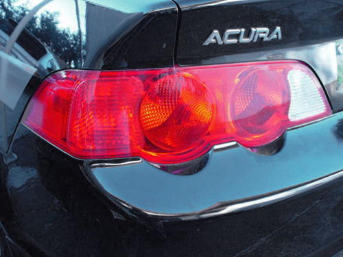 2002-2004 ACURA RSX TAIL LIGHT TURN SIGNAL PRECUT TINT OVERLAYS