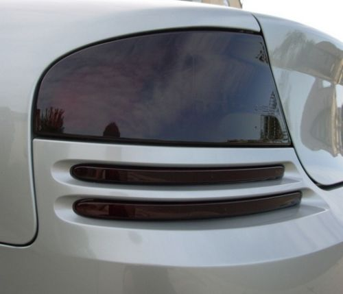2001-2006 DODGE STRATUS TAIL LIGHT PRECUT TINT OVERLAYS