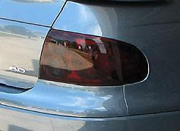 2004-2006 PONTIAC GTO TAIL LIGHT PRECUT TINT OVERLAYS