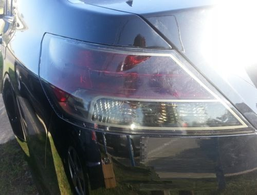 2009-2014 ACURA TL TAIL LIGHT PRECUT TINT OVERLAYS
