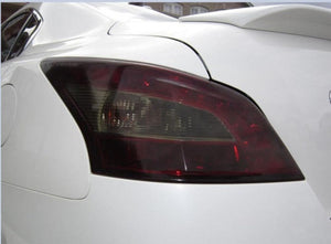 2009-2014 NISSAN MAXIMA TAIL LIGHT PRECUT SMOKE TINT COVER SMOKED OVERLAYS