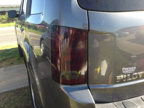 2009-2014 HONDA PILOT TAIL LIGHT PRECUT TINT OVERLAYS