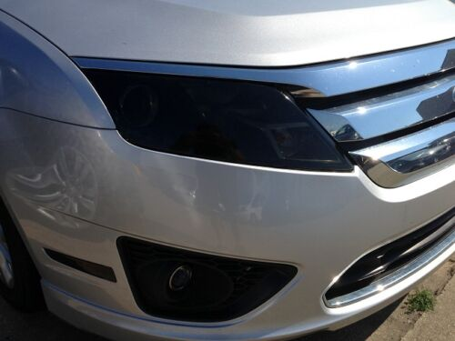 2010-2012 FORD FUSION HEADLIGHT PRECUT TINT OVERLAYS